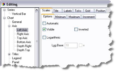 Steuern der Diagrammachsen—Hilfe | ArcGIS for Desktop