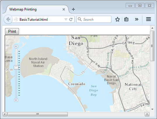 Tutorial: Basic web map printing and exporting using arcpy