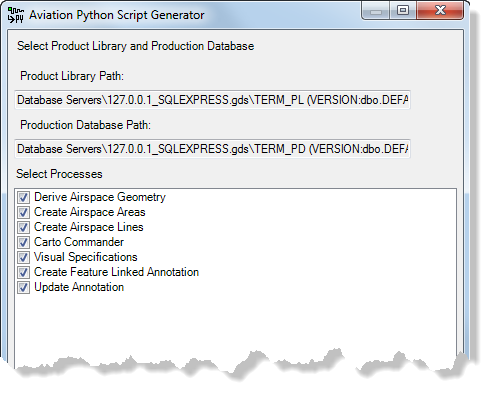 Creating a Python script to perform cartographic tasks on