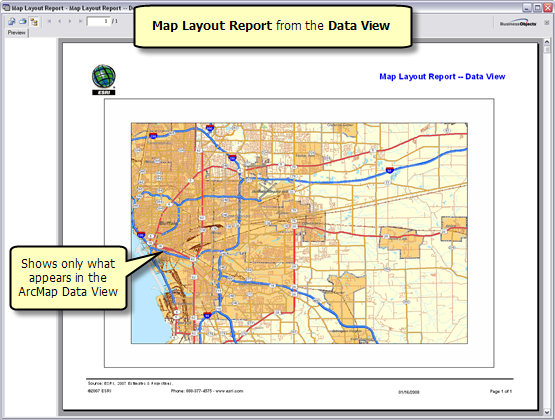 print maps help arcgis for desktop