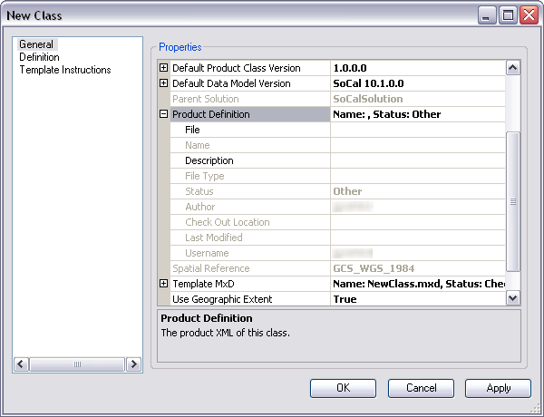 Specifying the product definition file—Help | ArcGIS Desktop