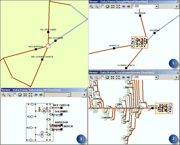 what is schematics help arcgis for desktop rh desktop arcgis com ArcGIS 3D Analyst ArcGIS Spatial Analyst