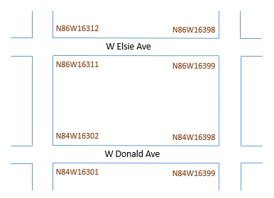 Commonly used address locator styles—Help   ArcGIS for Desktop