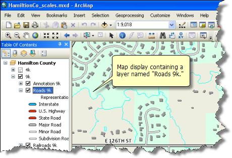 A quick tour of ArcMapHelp ArcGIS for Desktop
