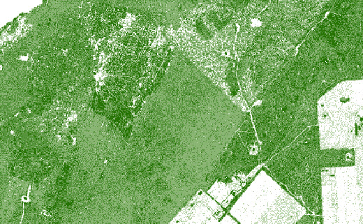 Density results & Estimating forest canopy density and heightu2014Help | ArcGIS for Desktop