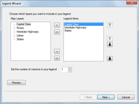 Working with legends—Help   ArcGIS for Desktop