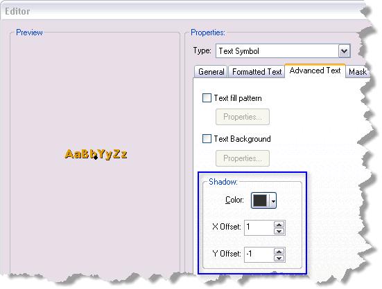 Creating text symbols—Help | ArcGIS for Desktop