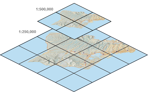 Fundamentals For Creating Tile PackagesHelp ArcGIS For Desktop - Create tiled image