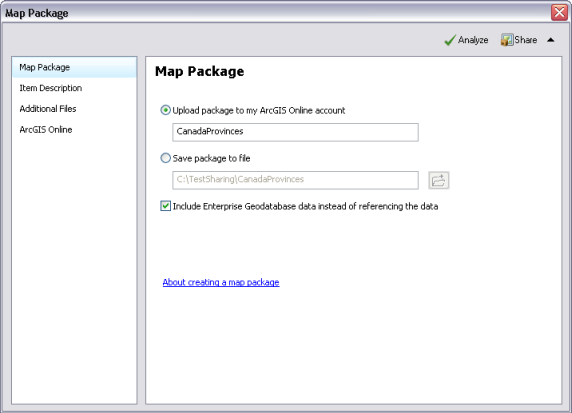 Mapping & Analytics Platform