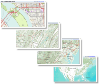 Displaying Layers At Certain ScalesHelp ArcGIS For Desktop - Map layers for us arcgis