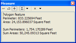 Measuring distances and areas—Help | ArcGIS for Desktop