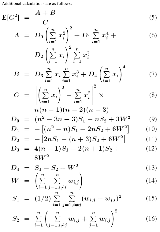 general g additional math help arcgis for desktop additional mathematics used to compute the general g statistic