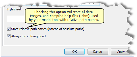 Paths explained: Absolute, relative, UNC, and URL—Help | ArcGIS for