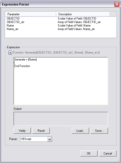 Creating VBScript expressions for calculated fields—Help | ArcGIS