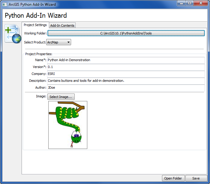 What is a Python add-in?—Help | ArcGIS Desktop