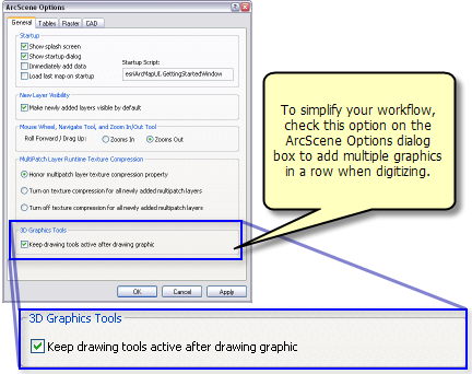 About adding 3D graphics—Help | ArcGIS Desktop