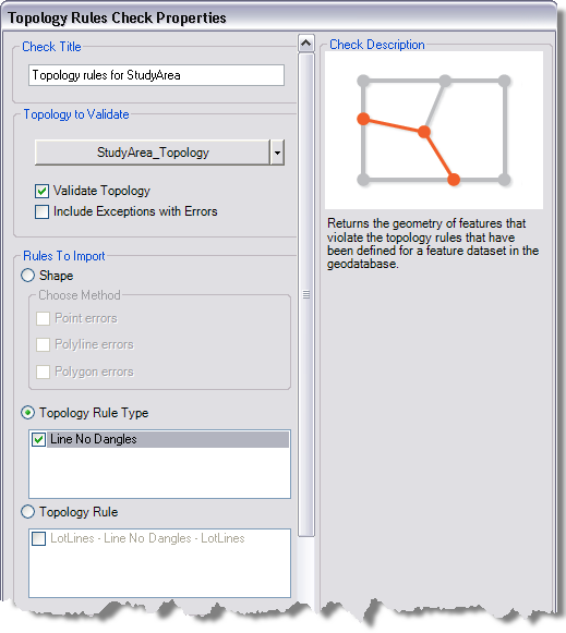 Validating a topology against topology rules—Help | ArcGIS