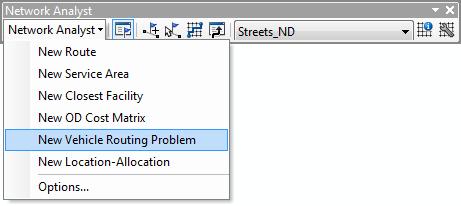 Vehicle routing problem analysis—Help   ArcGIS Desktop