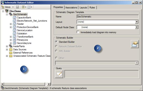 What is Schematic Dataset Editor?—Help | ArcGIS Desktop