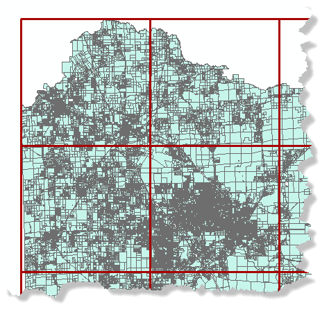 Load large datasets—Help | ArcGIS Desktop