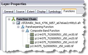 Rasters with functions—Help | ArcGIS Desktop