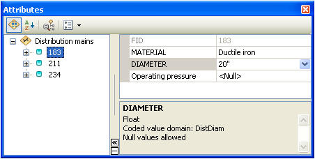 Understanding how to edit values in a table—Help | ArcGIS
