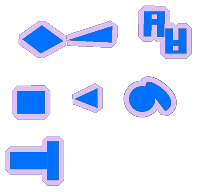 Graphic Buffer—Help | ArcGIS Desktop