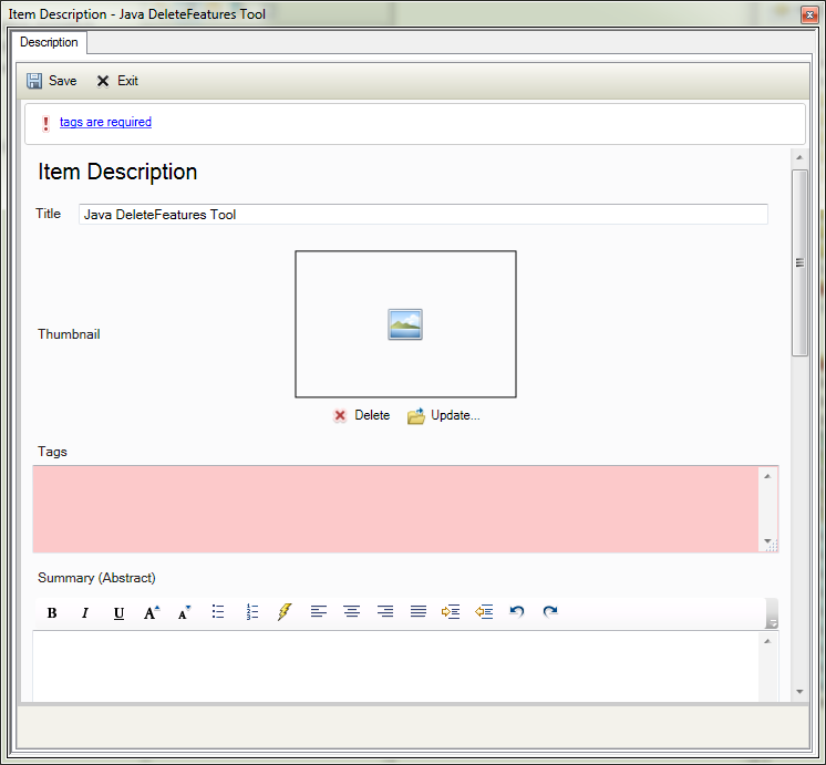 How to consume custom tools as geoprocessing service in ArcGIS