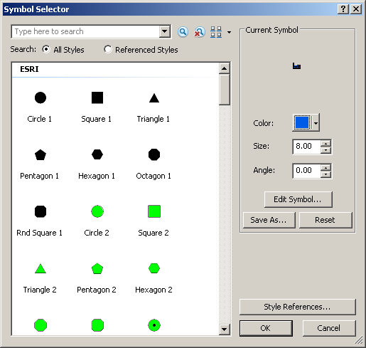 Exercise 1 Setting Default Symbology And Labeling For Schematic