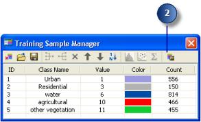 Utilizar el botón Crear archivo de firma